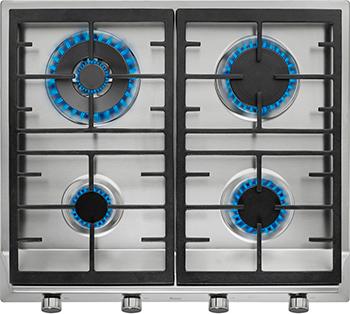Встраиваемая газовая варочная панель Teka EX 60.1 4G AI AL CI DR