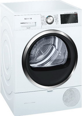 Сушильная машина Siemens WT 47 W 561 OE встраиваемая стиральная машина siemens wk 14 d 541 oe