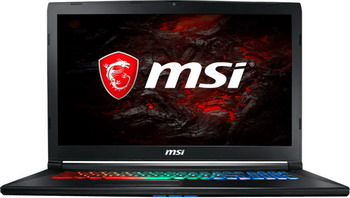 Ноутбук MSI GP 72 M 7RDX-1241 RU Leopard Pro ноутбук msi gs43vr 7re 094ru phantom pro 9s7 14a332 094