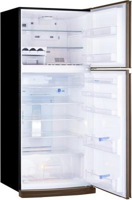 Двухкамерный холодильник Mitsubishi Electric MR-FR 62 K-BRW-R холодильник mitsubishi mr lr78g st r