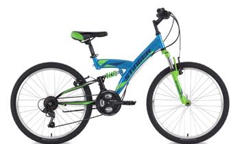 Велосипед Stinger 24 SFV.BANZAI.16 BL8 24'' Banzai 16'' синий коммутатор zyxel gs1100 16 gs1100 16 eu0101f