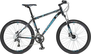 Велосипед Stinger 26'' Alpha 3.7 16'' синий 26 AHD.ALPHA7.16 BL6 stinger alpha 3 5 26