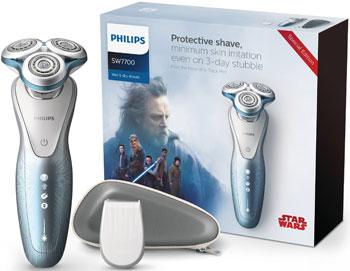 Электробритва Philips SW 7700/67 philips s5077 03 многофункциональная электробритва