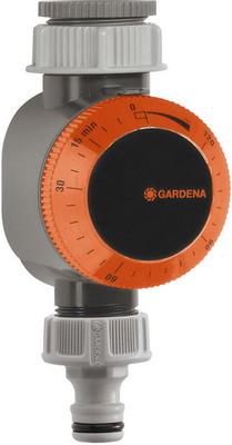 Таймер подачи воды Gardena 1169-29 сооружаем системы орошения полива дренажа и колодцы