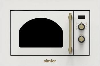 Встраиваемая микроволновая печь СВЧ Simfer
