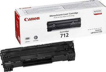 Картридж Canon 712 1870 B 002 printio юбка карандаш укороченная