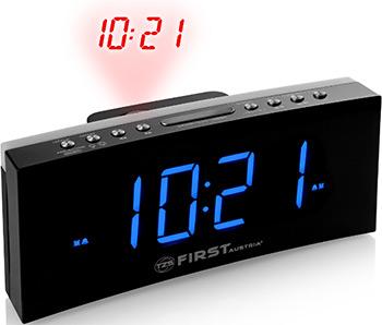 Радиочасы First FA-2420-4 Black
