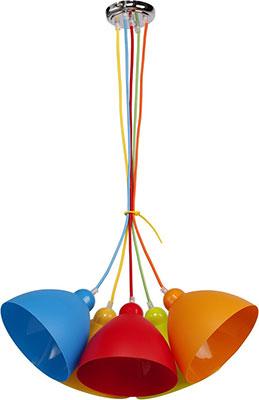 Купить Люстра подвесная MW-light, Улыбка 365014505 5*40 W E 27 220 V, Китай