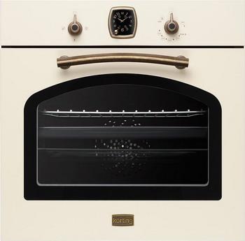 Встраиваемый газовый духовой шкаф Korting OGG 741 CRB встраиваемый газовый духовой шкаф korting ogg 1052 cri