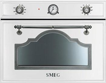 Встраиваемый электрический духовой шкаф Smeg SF 4750 VCBS цены онлайн