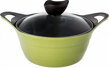 Кастрюля Frybest Oliva-C 24 I frybest oliva c24i 24 см green