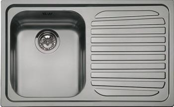 Кухонная мойка Smeg SP 791 DN кухонная мойка smeg lse 40 ra медный metaltek