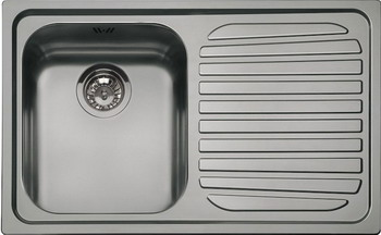Кухонная мойка Smeg SP 791 DN мойка lv100s smeg