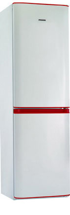 Двухкамерный холодильник Позис RK FNF-172 w r двухкамерный холодильник позис rk 101 серебристый металлопласт