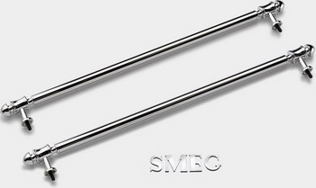 Комплект боковых релингов+логотип Smeg KITKCX-2 smeg sc45vb2