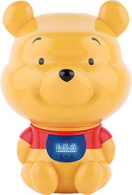 Увлажнитель воздуха Ballu UHB-275 Winnie Pooh winnie the pooh curtain
