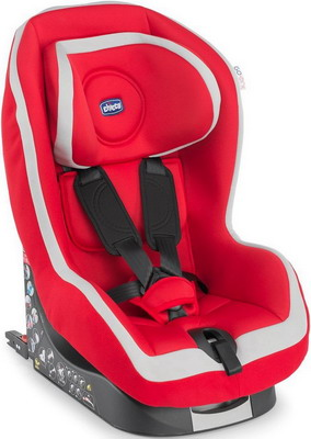 Автокресло Chicco Go-one Isofix Red автокресло chicco chicco автокресло go one isofix coal