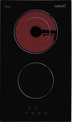 Встраиваемая электрическая варочная панель Cata TD 302/A варочная панель cata lci 631 a bk a