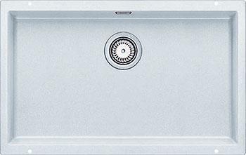 Кухонная мойка BLANCO SUBLINE 700-U SILGRANIT белый