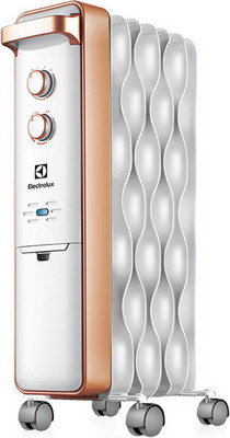 Масляный обогреватель Electrolux EOH/M-9157 Wave масляный радиатор eoh m 3157 7 секций 1500 вт electrolux