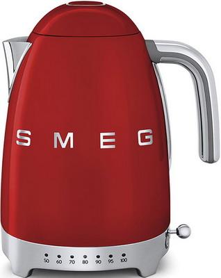 Чайник электрический Smeg KLF 02 RDEU чайник smeg klf02bleu