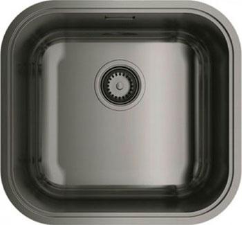 Кухонная мойка OMOIKIRI Omi 44-GM нерж/вороненая сталь (4993191)