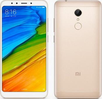 Мобильный телефон Xiaomi Redmi 5 2/16 GB золотистый смартфон bqs 5050 strike selfie grey mediatek mt6580 1 3 8 gb 1 gb 5 1280x720 dualsim 3g bt android 6 0