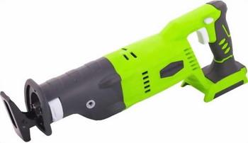 Сабельная пила, аллигатор Greenworks G 24 RS 1200007 сабельная пила greenworks 24v g24rs 1200007