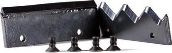 Комплект ножей к шнеку FUBAG BT 250 838291 rii rt503 2 4ghz wireless bt 3 0 backlit touchpad keyboard black