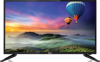 LED телевизор BBK 32 LEX-5056/T2C чёрный