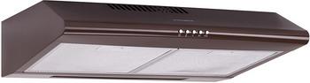Вытяжка козырьковая Pyramida MH 60 BR панель варочная pyramida pfa 640 inox luxe