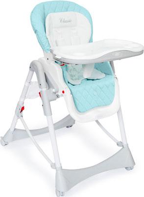 Стульчик для кормления Happy Baby ''WILLIAM Classic'' BLUE 4620005645455 набор для кормления детей happy baby anti colic baby bottle 10009 lime