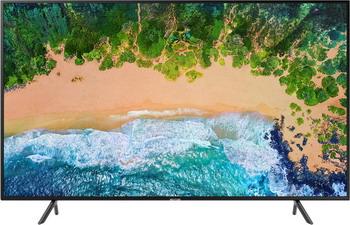 4K (UHD) телевизор Samsung UE-65 NU 7100 UXRU телевизор samsung ue65nu7300 65 дюймов smart tv uhd изогнутый