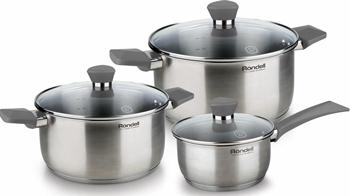 Набор посуды Rondell Strike RDS-820 чайник rondell strike rds 921