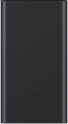 Внешний аккумулятор Xiaomi Mi Power Bank 2S (Black) VXN 4230 GL зарядное устройство портативное универсальное xiaomi mi power bank 2c white vxn 4220 gl