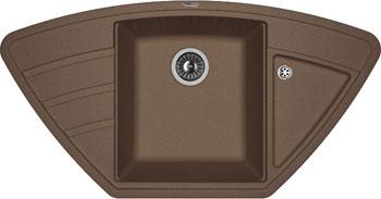 Кухонная мойка Florentina Липси-980 С 980х510 мокко FSm искусственный камень