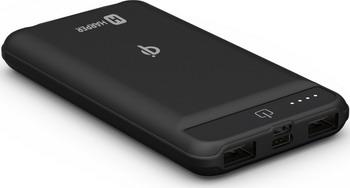 Зарядное устройство портативное универсальное Harper WPB-008 black с беспроводной зарядкой wpb w