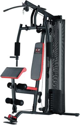 Тренажер многофункциональный BODY SCULPTURE BMG-4332 многофункциональный тренажер body solid exm1500s с весовым стеком 72 5 кг