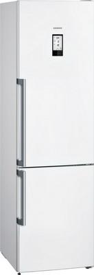 Двухкамерный холодильник Siemens KG 39 FHW 3 OR холодильник siemens kg49nsb2ar