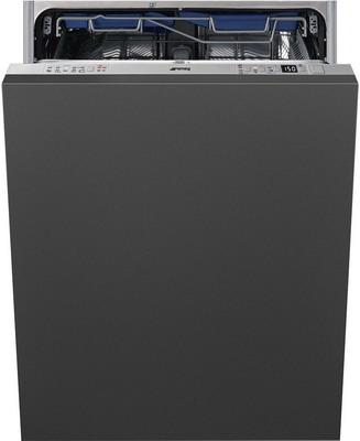 Полновстраиваемая посудомоечная машина Smeg STL 7235 L hammer stl 1800