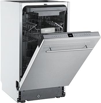 Полновстраиваемая посудомоечная машина DeLonghi DDW 06 F Supreme nova посудомоечная машина delonghi ddws09f quarzo