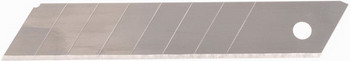 Лезвия для ножа с отламывающимися сегментами Stanley 1-11-301 лезвия stanley 18мм 100шт 100шт 1 11 301