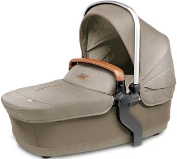 Люлька для 2-го ребенка Silver Cross WAVE LINEN SX 2110.LNSI3 цена