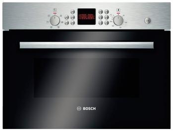 Встраиваемая микроволновая печь СВЧ Bosch HBC 84 H 501 микроволновые печи bosch микроволновая печь