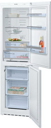 все цены на  Двухкамерный холодильник Bosch KGN 39 XW 24 R  онлайн