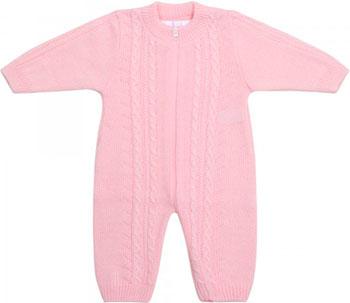 Комбинезон Уси-Пуси МиМиМи 50% шерсть 50 % пан Рт.62 Розовый свитер олени уси пуси свитер олени