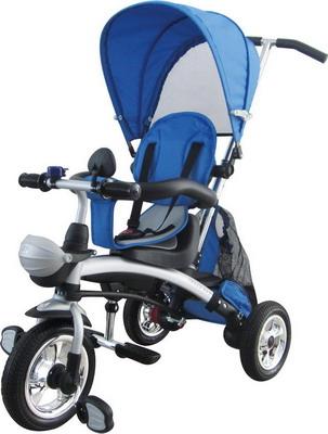 Трехколесный велосипед-беговел Sweet Baby Mega Lexus Trike Blue велосипед для малыша liko baby lexus lb 778 red