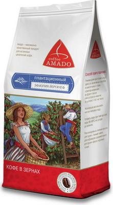 Кофе зерновой Amado Эфиопия Йергачеф 0 5 кг кофе зерновой amado венская обжарка смесь 0 5 кг