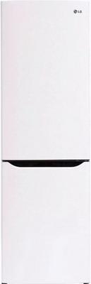 Двухкамерный холодильник LG GA-B 429 SQCZ холодильник с морозильной камерой lg ga b489ymqz