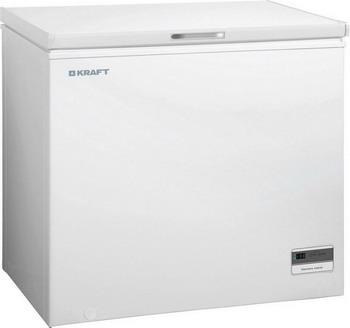 Морозильный ларь Kraft BD (W) 480 BL с дисплеем (белый) морозильный ларь kraft bd w 350qx белый